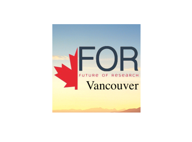 Upcoming FoR Meeting in Vancouver  Feb 20th 2017