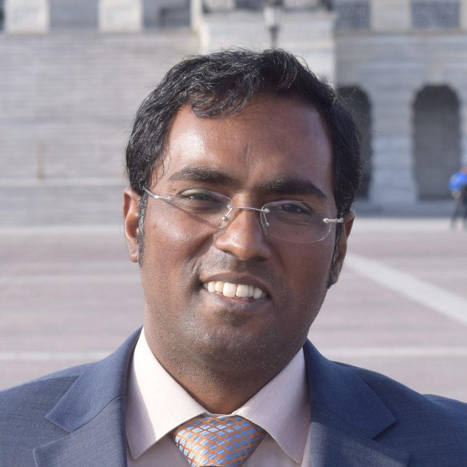 Sri Vedachalam, PhD